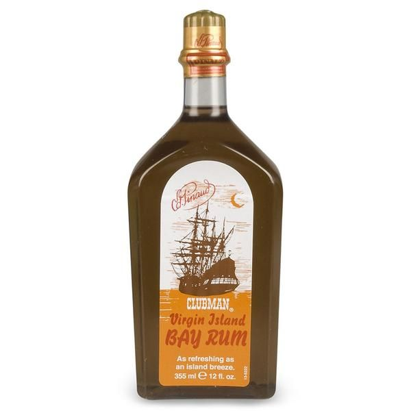 Clubman Virgin Island Bay Rum Aftershave/Cologne blends a number of classic spices with the essence extracted from leaves of the bay tree, resulting in a distin