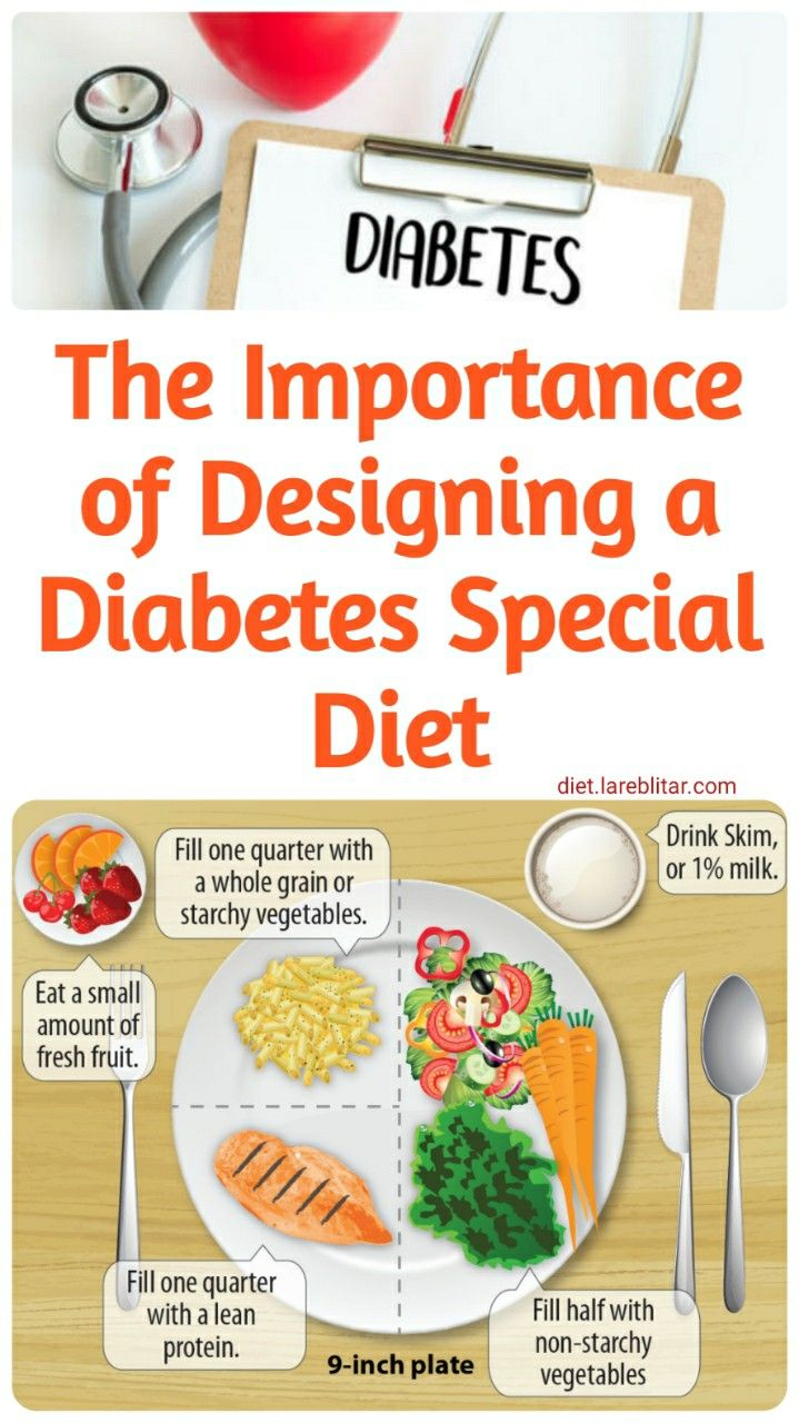 Importance Of Designing A Diabetes Special Diet Healthy Food Choices Eating Habits Eat