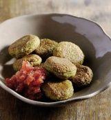 Falafel Rezept für den Stabmixer - Küchen-Fee
