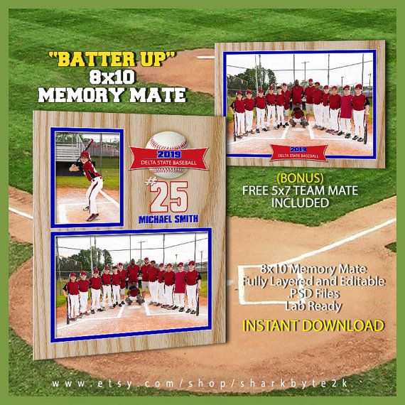 2016 baseball memory mate template for photoshop by sharkbyte2k baseball card templates. Black Bedroom Furniture Sets. Home Design Ideas