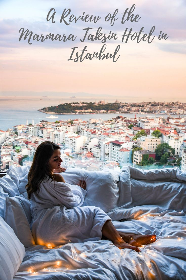 A Review of the Marmara Taksim: Best Hotel in Istanbul