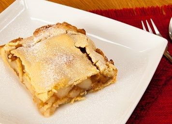 Italian apple pie recipe | Lemon Squeezy