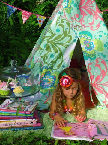 Детские летние домики