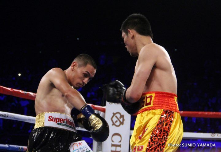 Roman Gonzalez: Estrada beat Rungvisai, it's not fair! #RomanGonzalez #allthebelts #boxing