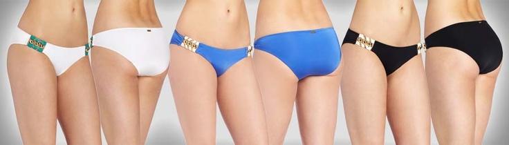 Feels So Right Modest Double Hip Piece Bottom. More Info & Check Price:  http://www.beachbunnybikini.com/beach-bunny-bikini-feels-so-right-modest-double-hip-piece-bottom/