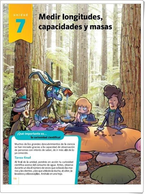 """Unidad 7 de Matemáticas de 5º de Primaria: """"Medir longitudes, capacidades y masas"""""""