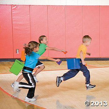 Bucket Game *Great active play idea