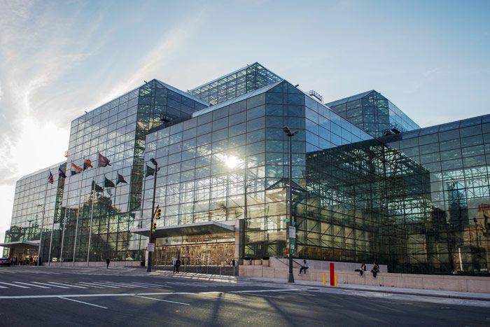 <p> Jacob K. Javits Convention Center</p>