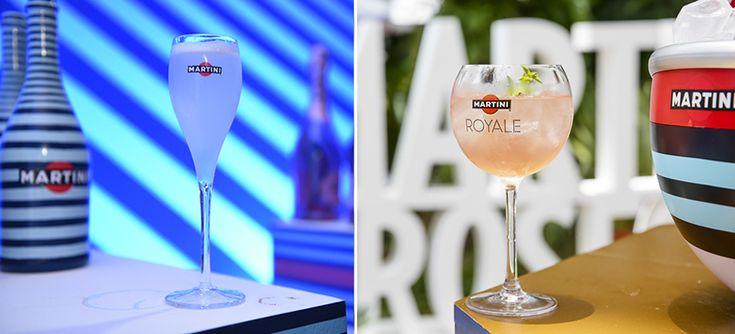 Confira duas receitas especiais de deliciosos drinks com sabor leve e suave elaborados com Espumante ou Prosecco Martini | Guia BH Mulher