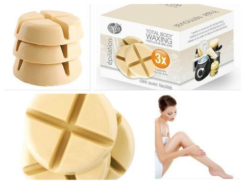 Hard-Wax-Hair-Remover-Bikini-Line-Tablets-Face-Body-Home-Spa-Waxing-Treatment