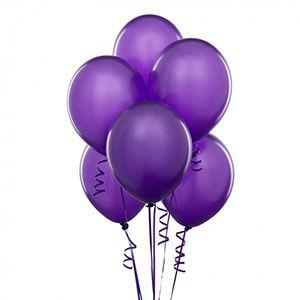 Doğum günü partisi, parti balonları, doğum günü balonları, parlak parti balonları, renkli balon, metalik balon