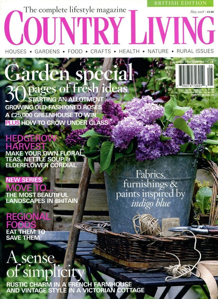 12 best country living uk 2013 covers images on pinterest for Country living magazine recipes