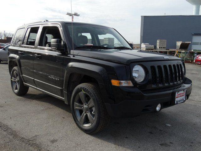 New 2015 Jeep Patriot Latitude 4x4 For Sale   Antioch IL