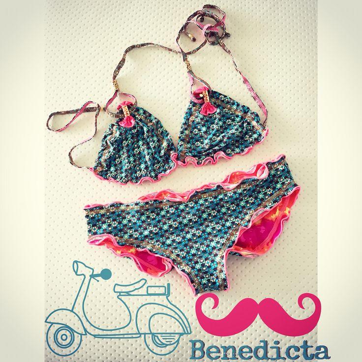 #swim #beach  #beachwear  #vestidodebaño