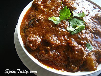 Mutton Kadai Recipe