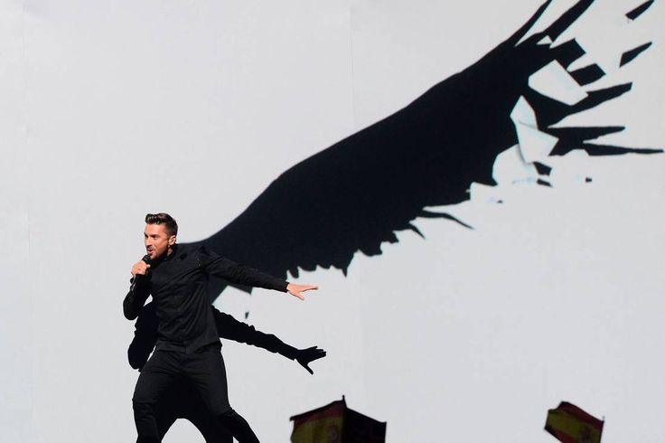 Sergej Lazarev Eurovision 2016 Russia YOU ARE THE ONLY ONE