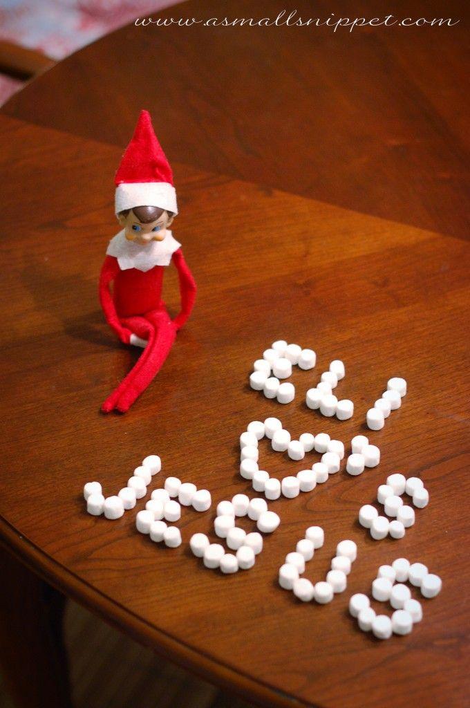 elf on a shelf christmas lights