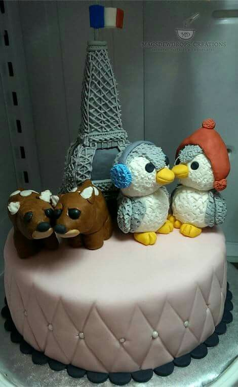 183 best Magsdewdrops Creations images on Pinterest Theme cakes