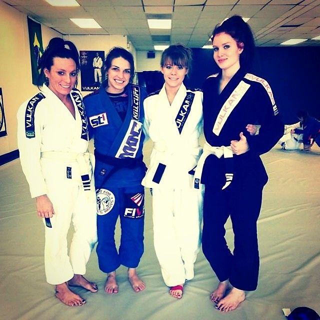 .@madeinncanada | Great seminar with Mackenzie Dern. I learned a lot, it was a great experience... | Webstagram