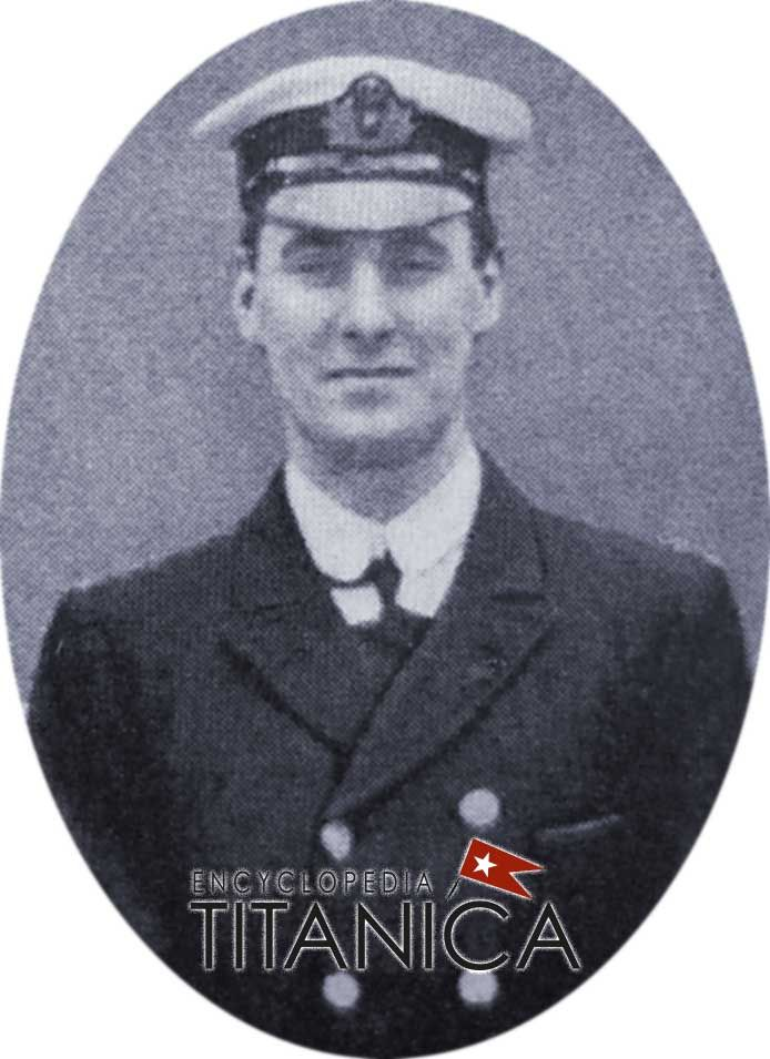 Herbert Gifford Harvey: Junior Assistant 2nd. Engineer-At the time of the Titanic's collision with the iceberg Herbert was on duty in the engine room and this is where he was last seen. He died in the sinking and his body, if recovered, was never identified.