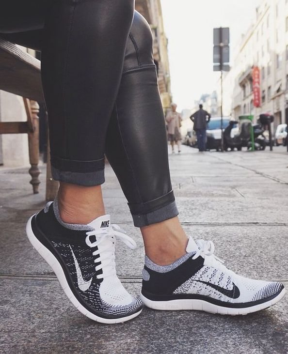 Fancy footwear takes a backseat to these super-fashionable sneaks