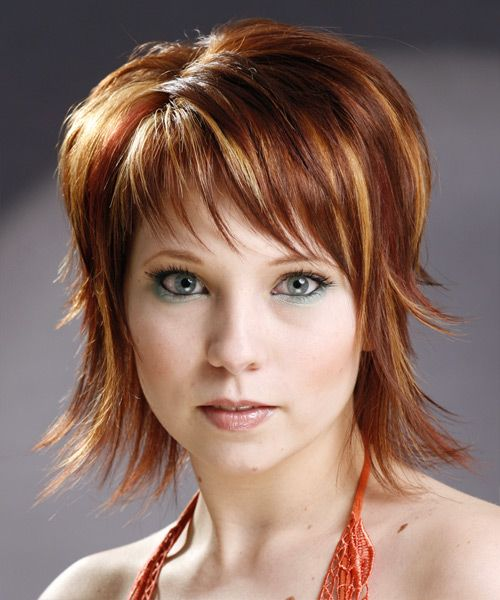 shag hair cuts | 2013 Beautiful Shag Hairstyles for Older Women