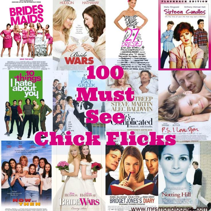 100 Must See Chick Flicks