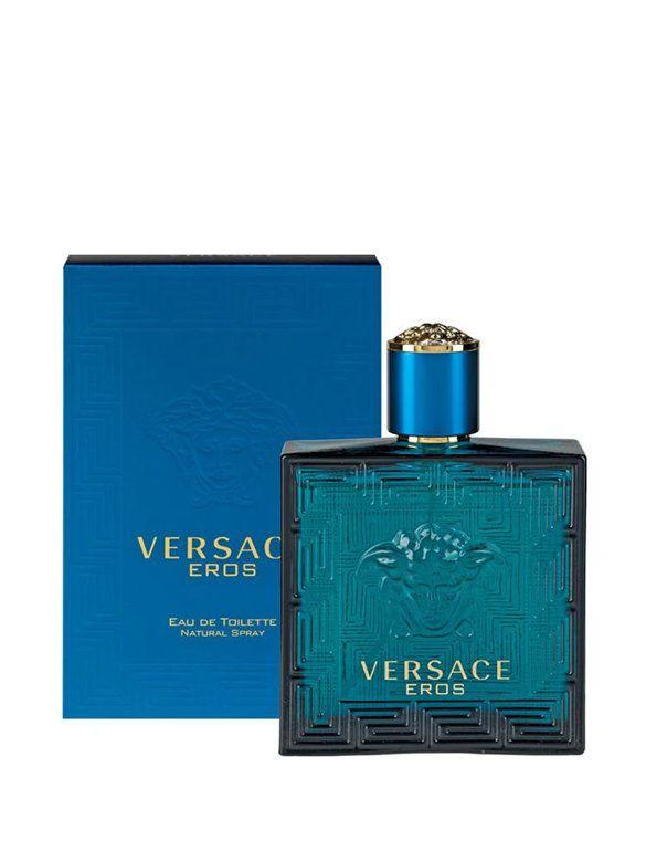 Versace Apa De Toaleta Versace Eros 50 Ml Pentru Barbati