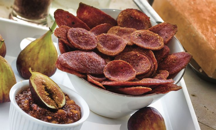 Salty, Crunchy Goodness: How To Make Salami Chips