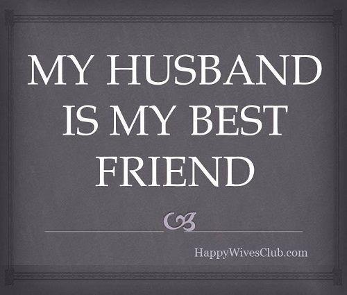 wife pleasing friend