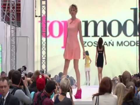 Top Model pierwszy odcinek z MILLENIUM HALL - YouTube