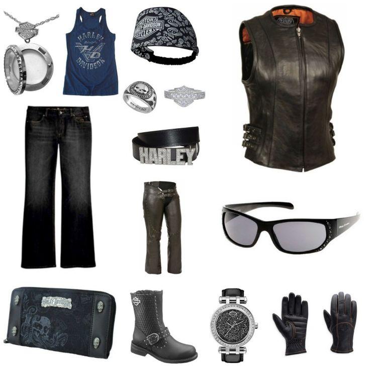 Women's Harley Davidson Gear