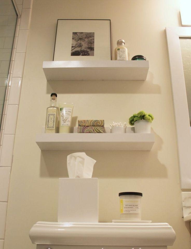 Gorgeous 50 Tips and Tricks Bathroom Storage Shelves Organization Ideas https://homearchite.com/2017/08/27/50-tips-tricks-bathroom-storage-shelves-organization-ideas/