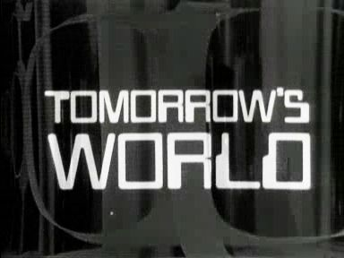 7pm, BBC1 every Thursday night. A half hour science magazine show highlighting the latest scientific and technological development from around the world. Raymond Baxter et al featured amazing things like mobile phones at least a decade before they became commercially available.