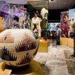 Norte Infinito. Pueblos Indígenas en Movimiento se exhibe en la Sala de Exposiciones Temporales del Museo Nacional de Historia, Castillo de Chapultepec.