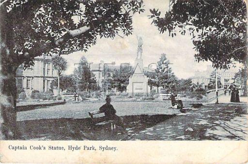 Hyde Park, circa 1926