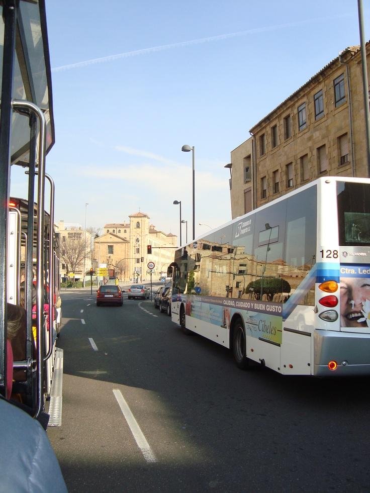 Salamanca, España. Febrero 2012.