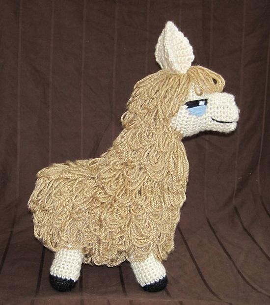 15 besten Amigurumi lamas Bilder auf Pinterest | Spielzeug ...