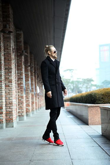 寒い冬のアウター術。海外メンズファッションスナップ | 海外・国内のおしゃれなモノ・アイデアを集めるサイト「Q ration(キューレーション) 」