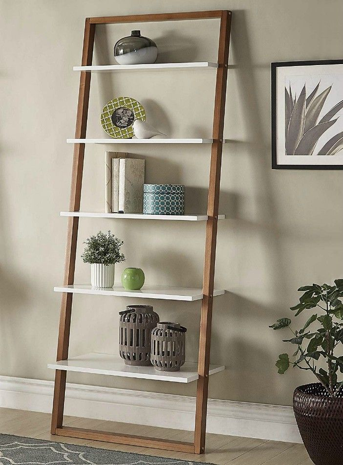 Display Your Books In Style With These 16 Bookshelves In 2020 Bookshelves In Bedroom Bookshelves Ladder Bookshelf