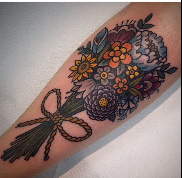 Traditional Flower Tattoos: 17 Best Images About Tattoos On Pinterest