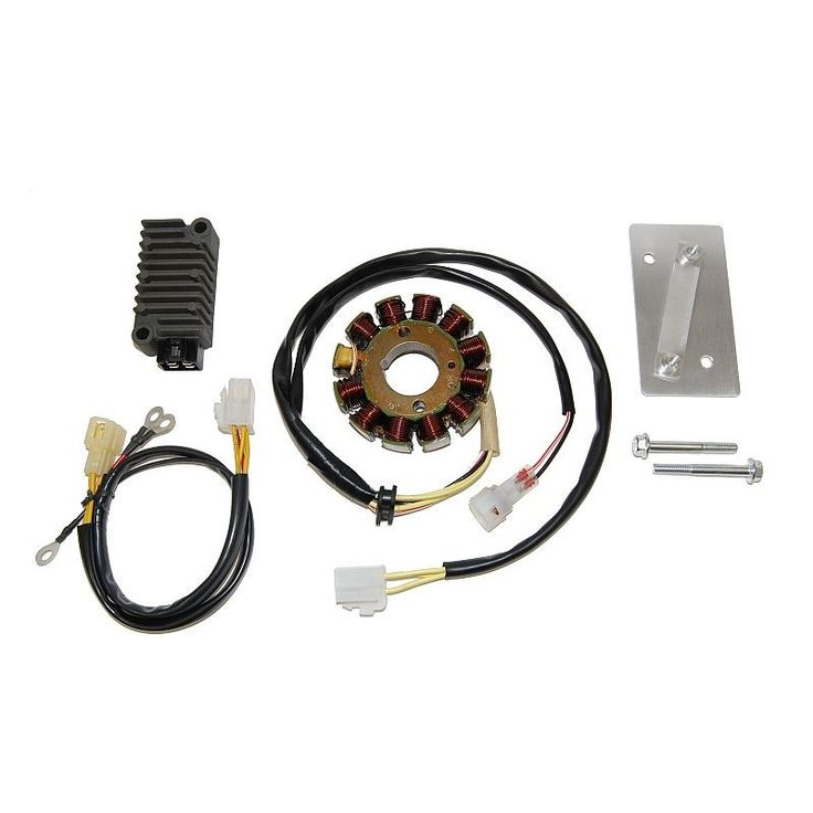 ElectroSport ESK145 Hi Power Stator/Regulator Kit 250W for KTM 250 / 450 / 520 / 525