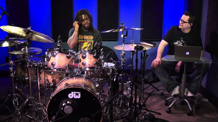 Get a free 30-day trial to Drumeo Edge: - http://Drumeo.com/trial It was an honour for Drumeo to welcome Thomas Pridgen to our studio to record a lesson on A... SWEET VID!