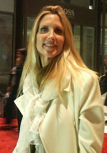 """Ann Coulter - Wikiquote """"I'm a Christian first, and a mean-spirited, bigoted conservative second and don't you ever forget it..."""" [Ms. Coulter thinks women should not be allowed to vote, among other things...]"""