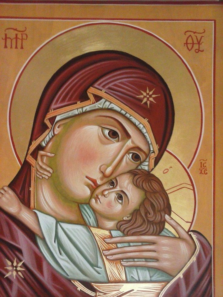 per mano di assunta fraraccio madre di Dio di Pskov