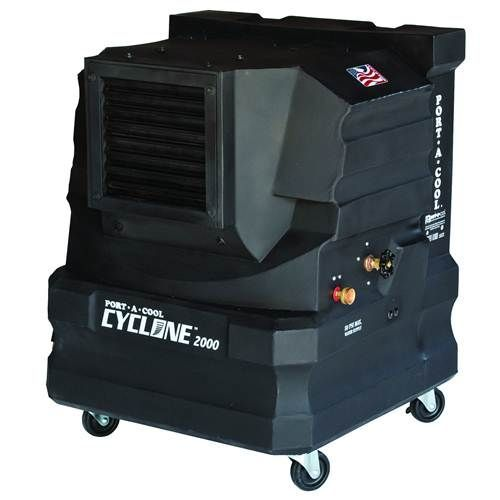 Port-A-Cool Cyclone 2000 Portable Air Cooler