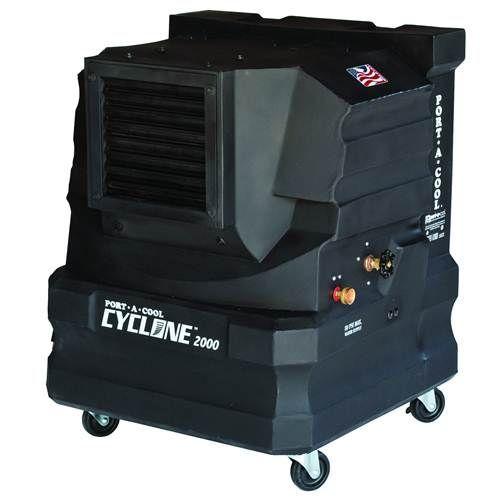 Port-A-Cool Cyclone 2000 Portable Air Cooler
