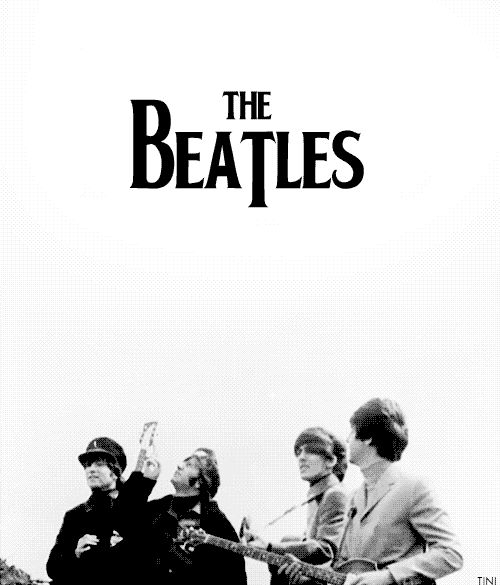 Beatles | via Tumblr