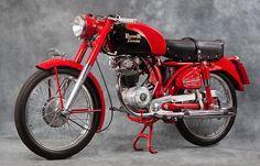Leoncino 125 Benelli, 1951