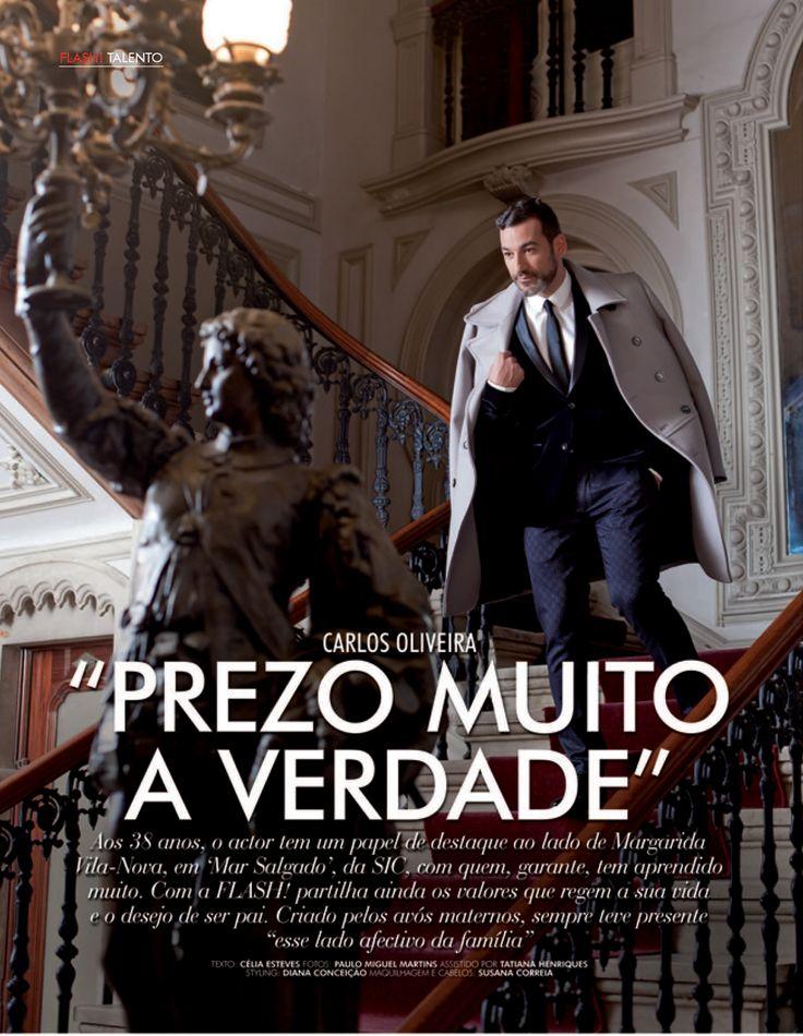 Carlos Oliveira in Flash